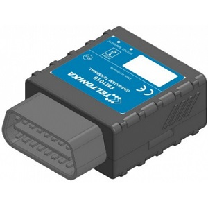 Teltonika FM1010 для контроля передвижений в реальном времени