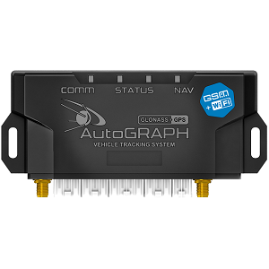 GSM-трекер АвтоГРАФ-GSM с поддержкой Wi-Fi